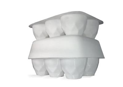 Diseño industrial packaging pasta celulosa
