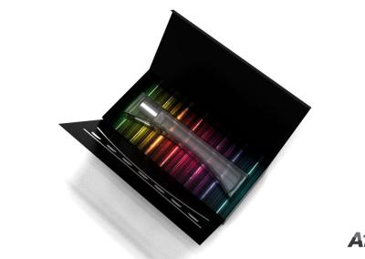 Diseño industrial packaging para perfume
