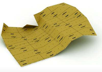 Pliego universal para embalaje industrial
