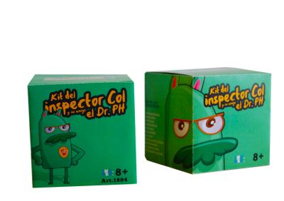 Diseño industrial packaging modular para juegos