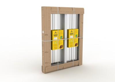Diseño industrial packaging aberturas