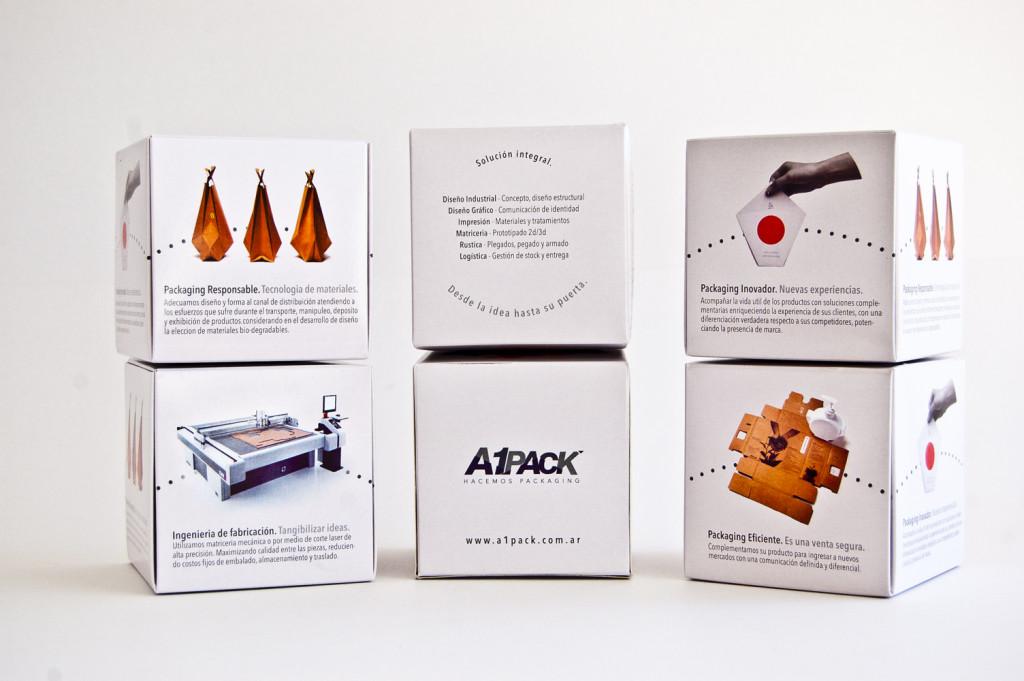 Pack Cubo / contención + comunicación