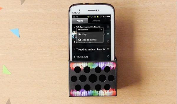 Soporte de smartphone - promocional
