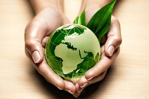 Contenedores de basura ecológicos