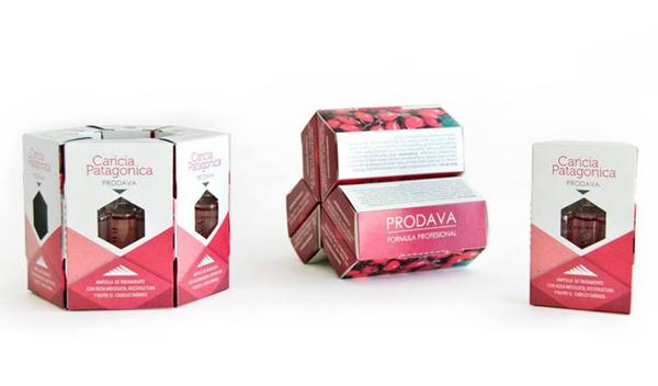 Packaging modular encastrable