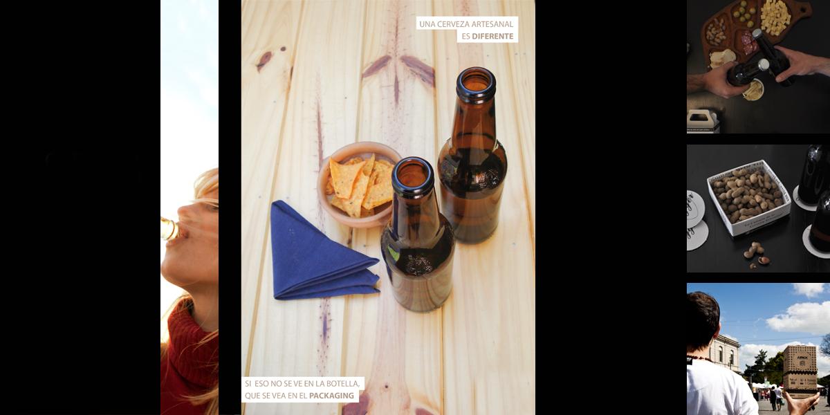 Packs Cerveza / Beer packs