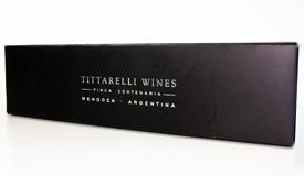 Packaging para vinos de 1 botella
