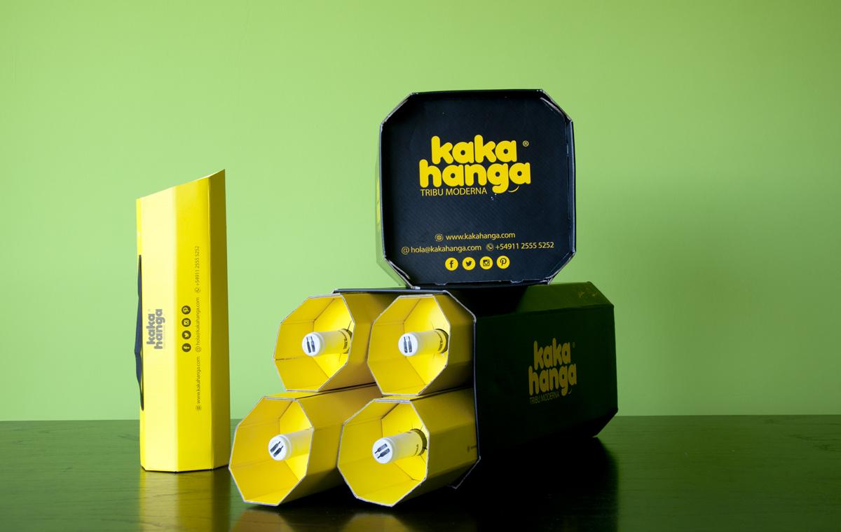Packaging vinos / Bodega y modulos
