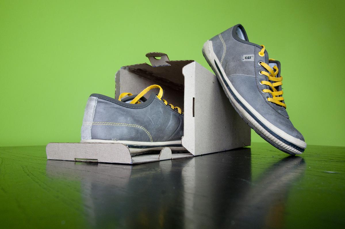 Packaging para calzado ecologico